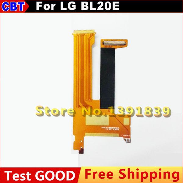 New bl20e cabo cabo flexível com um cinto de segurança cabo de telefone cabo flexível para lg bl20 lg bl20e lgbl20