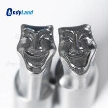CandyLand V-Mask молоко таблетки штампы 3D таблетки пресс-формы конфеты штамповки Пользовательский логотип кальция таблетки штамповки для TDP1.5 машины