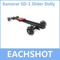 Kamerar камера глайдтрек автомобильный SD 1 для DSLR RIG камера слайдер Долли для съемки фильма также для DSLR RIG оптовая продажа