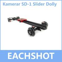Kamerar camera track Slider Dolly Car SD 1 for DSLR RIG camera Slider Dolly for shooting movie also for DSLR RIG wholesale