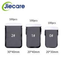 цена на 100Pcs/Bag Dental Consumables Materials Dental Barrier Envelopes Dental Bags For X-ray Film 0# 1# 2# X-ray Film Bags