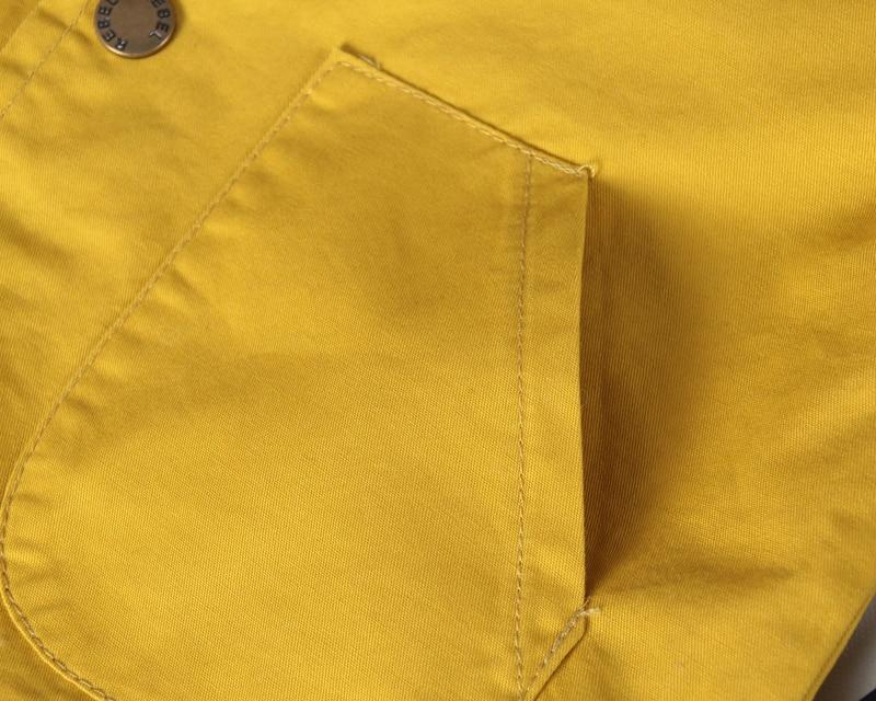 Bebés / niños niños primavera 3 color chaqueta de punto niños - Ropa de ninos - foto 5