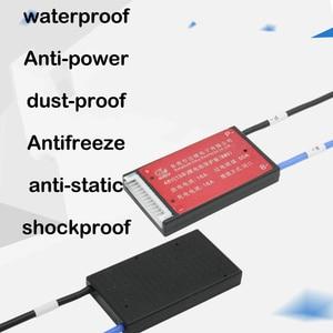 Image 3 - EBike 15S 48V lifepo4 LiFe 배터리 보호 보드 20A 30A 40A 50A 60A 리튬 철 충전 밸런스 PCB PCM 팩 셀 BMS 3.2V