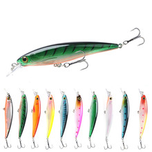 Fishing Bait 11CM / 13.6g Minor 3D Fisheye Classic fishing lure  minnow
