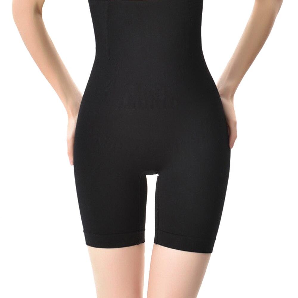 Женская высокая талия для похудения, безопасность брюк, контроль живота, трусики, нейлоновое Корректирующее белье, женское моделирующее нижнее белье