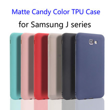 Candy Color Silicon Case For Samsung Galaxy J3 J5 J7 2016 TPU Case For Samsung Galaxy J3 J5 J7 2017 Rubber Case Soft Skin Feel