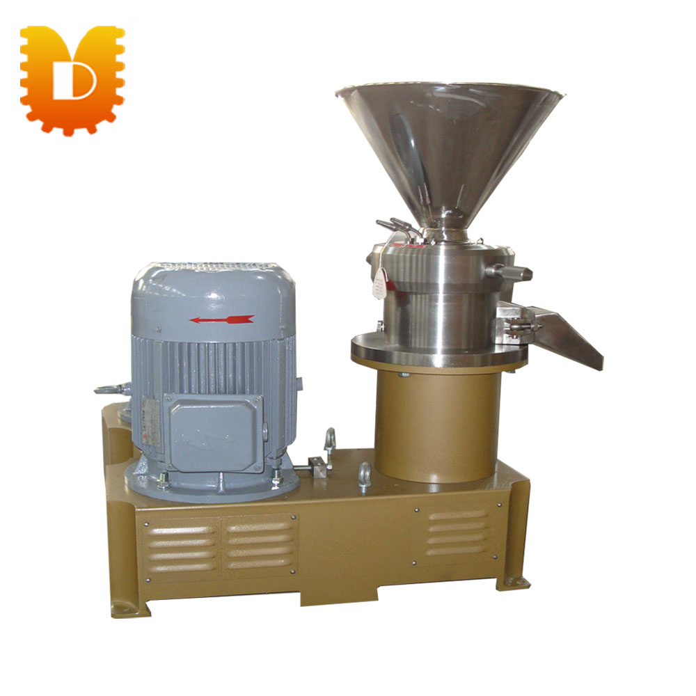 JMS-80 chemical type / colloid mill, Peanut Butter Machine, sesame grinder, sauce / paste making machine jet jms 10s