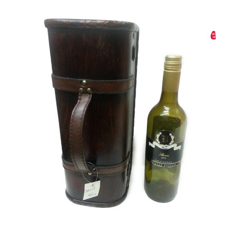 modelos al por mayor de madera antigua caja de vino de madera de caoba imitacin