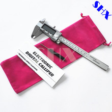 On sale LCD Digital Caliper 0-150mm/6″ Stainless Steel Metal Casing Digital CALIPER VERNIER Caliper GAUGE MICROMETER Electronic Caliper