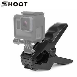 Image 1 - 撮影ポータブルジョーズフレックス移動プロヒーロー9 7 8 5黒sjcam M20 xiaomi李4 18k H9カメラクランプ移動プロ9 8 7アクセサリー