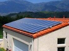 Car Solar Panel 20v 250w 8 Pcs 220v Panneaux Solaire 2 KW 2000W Energy System Caravana Camping Motorhome Off Grid Tie