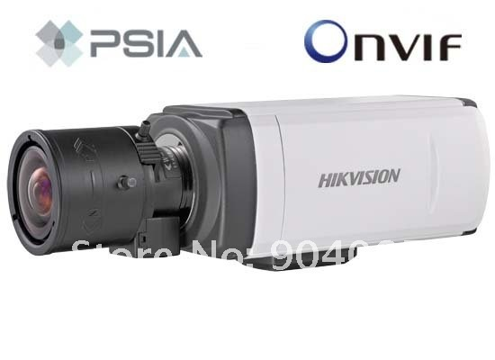 Hikvision camera, DS-2CD864FWD-EW, WDR,1.3MP Network IP Camera, H.264, Wi-Fi, Power over ethernet, 3D DVR,CCTV camera