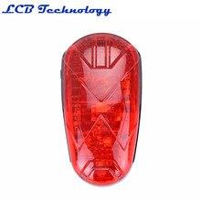 2 ШТ. TK906 Водонепроницаемый Прокат GPS Трекер Велосипед Задний Фонарь Беспроводной Anti Потерянный GPS Finder Низкой Энергии Трекер 25 Дней в режиме ожидания