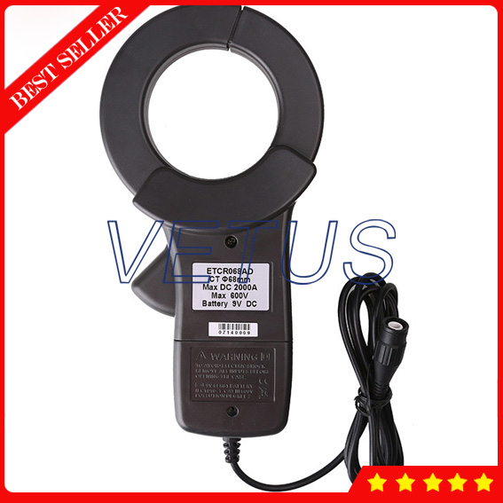 US $192 6 10% OFF|ETCR068AD Digital clamp meter price with power factor dc  current sensor-in Current Meters from Tools on Aliexpress com | Alibaba