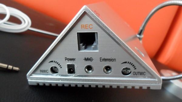 window intercom can insert MIC