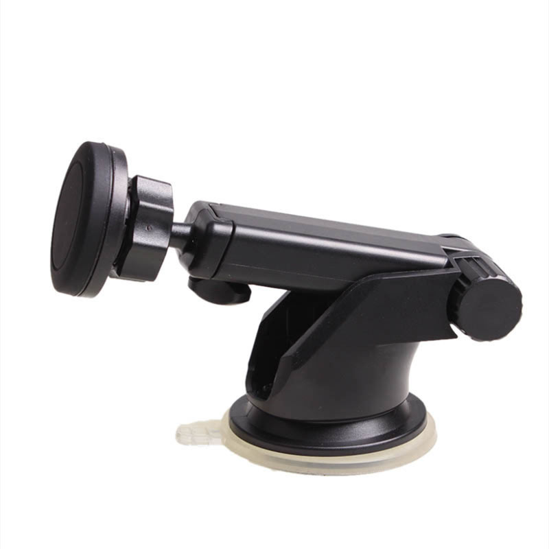 ET Telescopic Car Phone Holder Dashboard Mount Magnetic Cell Phone Stand Holders Long Arm Bracket for iPhone 7 8 Plus Samsung