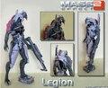 Mass Effect 2 legion 3D Paper Model