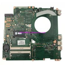Genuine 767417-501 767417-001 DAY11AMB6E0 w i5-5200U CPU Laptop Motherboard for HP 17-F Series 17T-F200 Notebook PC 800233 501 day23amb6f0 rev f new laptop motherboard for hp pavilion 17 f 17z f notebook pc cpu a10 4655m