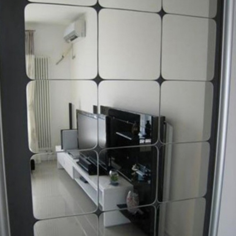 online buy wholesale 12x12 mirror tiles from china 12x12 mirror tiles wholesalers. Black Bedroom Furniture Sets. Home Design Ideas