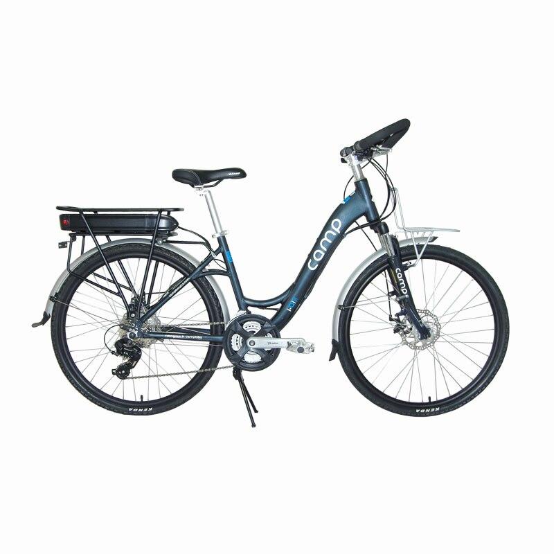 26 polegadas Viajar de viagem de bicicleta Elétrica 48 V 250 W motor brushless bicicleta elétrica Borboleta guiador Da Cidade E-Spresso E Moto-