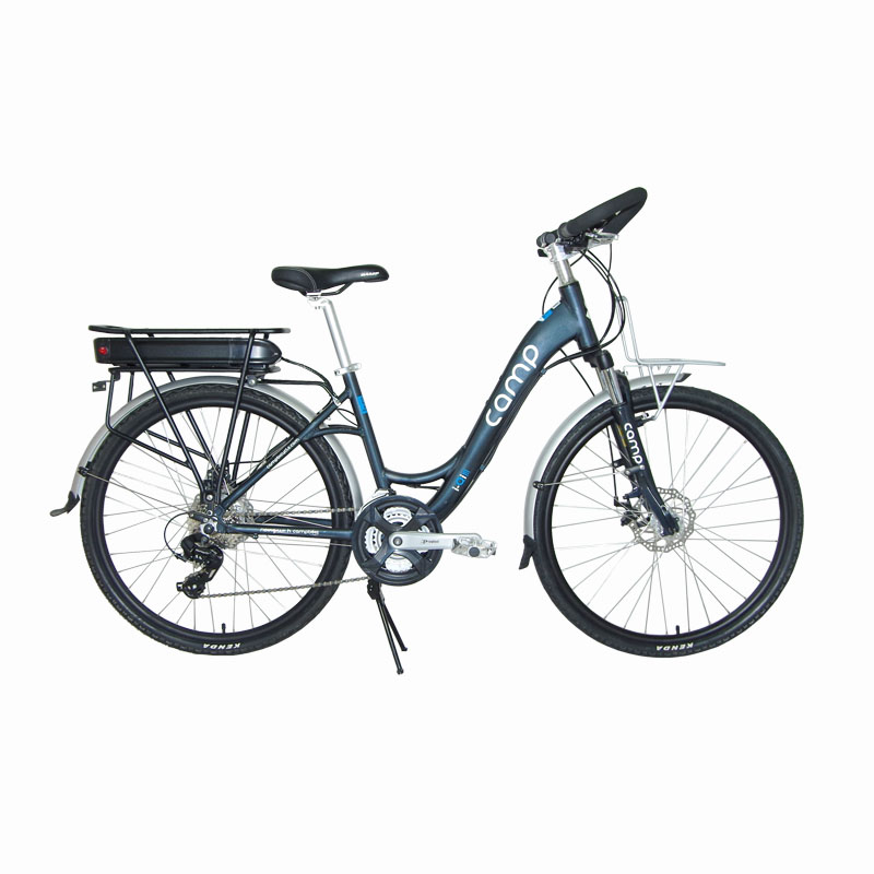 26 zoll Elektrische reise bike 48V 250W bürstenlosen motor Reisen elektrische fahrrad Schmetterling lenker Stadt E-Spresso E-Bike