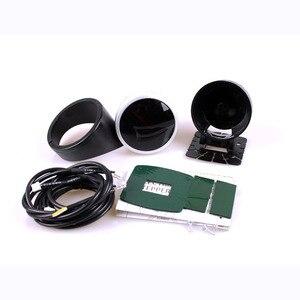Image 4 - Difi BF 60mm Smoke Lens Auto Gauge Volt Water Temp Oil Temp Oil Press Rpm Turbo Boost Ext Temp Air fuel Ratio Auto Gauge Meter