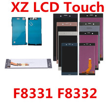 купить 5.2 inch LCD For SONY Xperia XZ Display F8331 F8332 Touch Screen Digitizer Replacement Parts For SONY Xperia XZ Display дешево