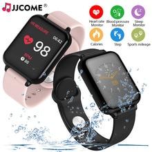 Smart Band Watch Waterproof B57 Blood Pressure Heart Rate Sleep Monitor Sport Fitness Bracelet Activity Tracker Health Wristband