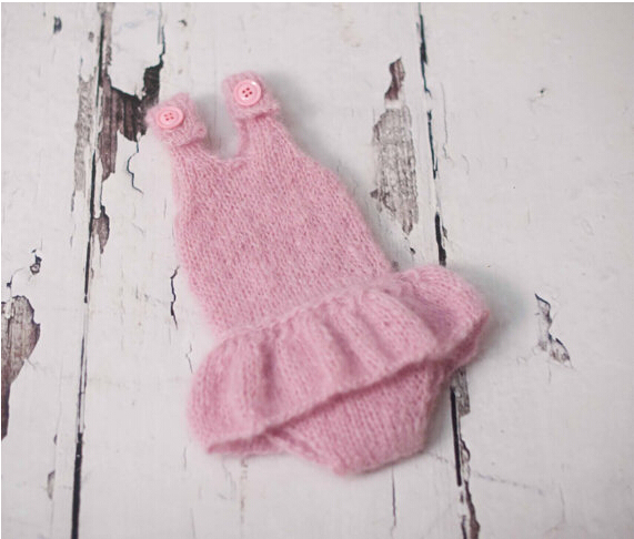Newborn mohair pants    baby photography props