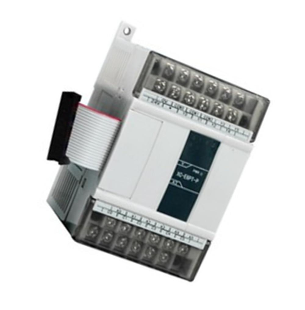 все цены на  New Original XC-E8X8YT Input 8 DC 8 DO Transistors plc expansion modules  онлайн
