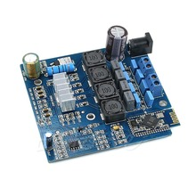2019 New TPA3116 Bluetooth Amplifier Board Class D 50W*2 Amp Board CSR4.0 Module цена 2017