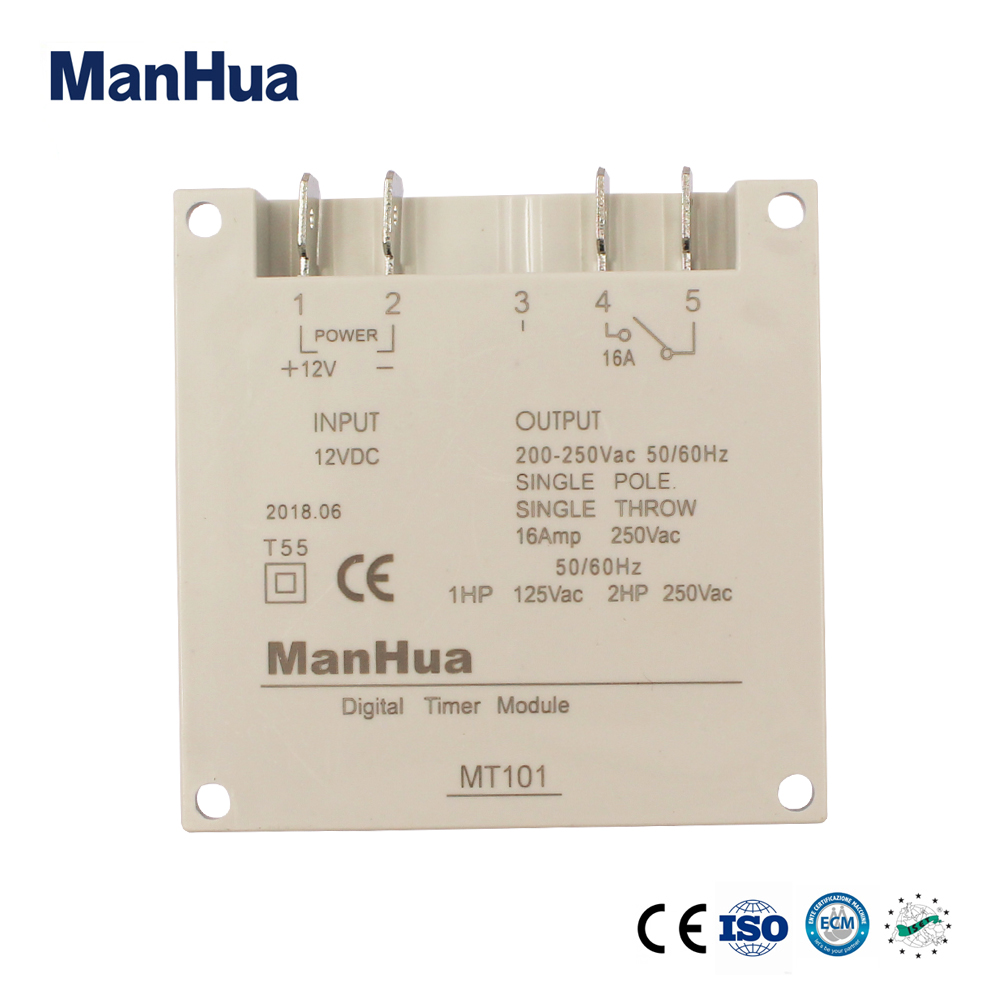 Manhua 12vdc Electronical Programmable Automatic Cyclic 16a Lcd Electronic Timer Switch Circuit Mt101 Digital In Timers From Tools On Alibaba Group