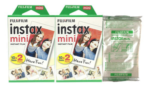 Image 2 - 50枚富士フイルムインスタックスミニ11フィルム白エッジ写真ポラロイドカメラフィルムのためのミニ8 9 7s 90 25 55 SP 2インスタントカメラ