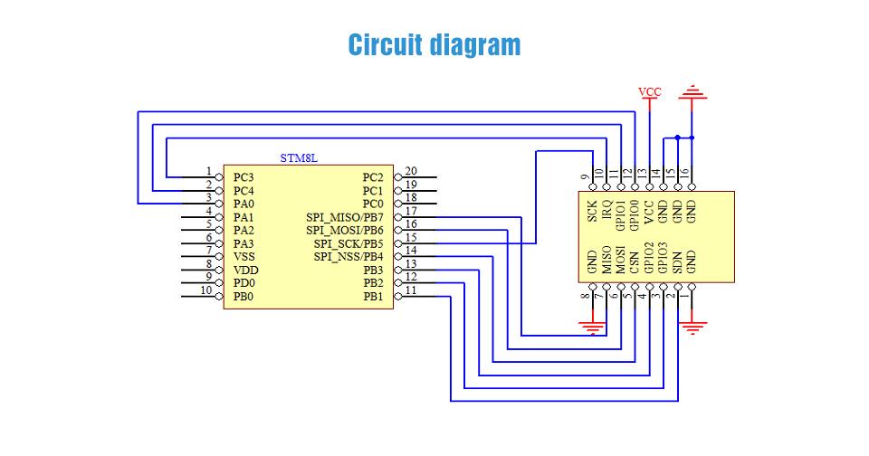 CDEBYTE E10-868MS30 SI4463 RF Module (6)