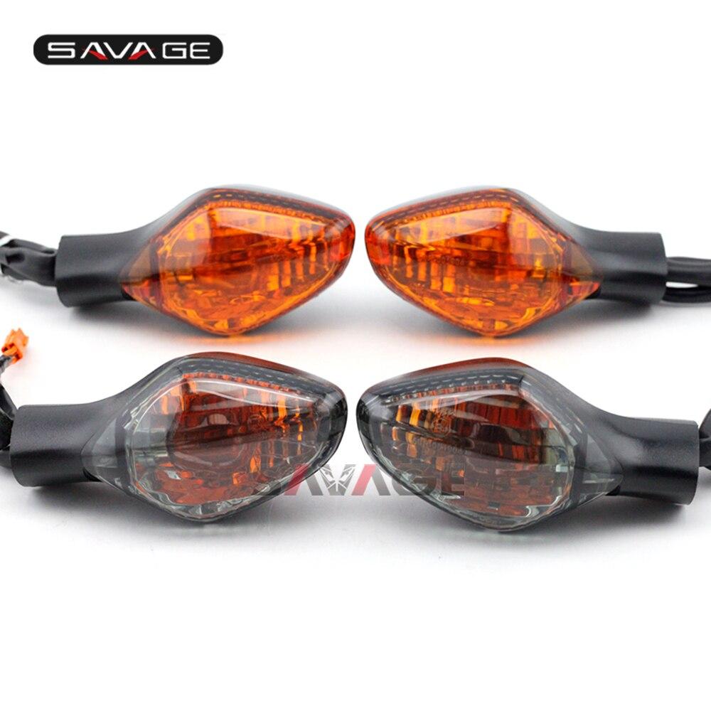 Turn Signal Indicator Light For HONDA CBR650F CB650F CBR500R CB500F CB500X CBR400R CB400F CB400X Motorcycle Front/Rear Lamp