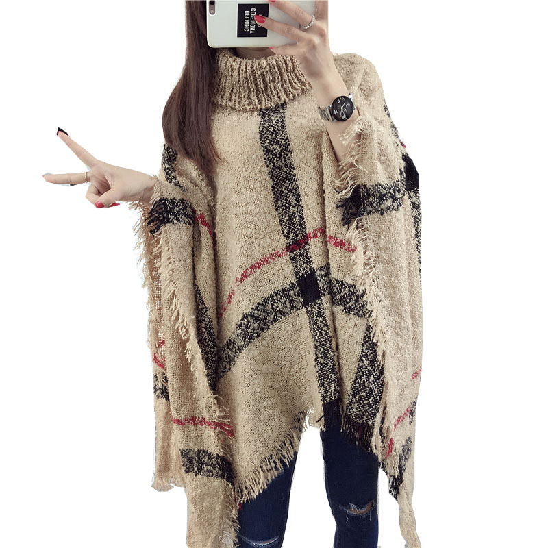 Knitted Cape Pattern : Online Get Cheap Knitted Cape Pattern -Aliexpress.com ...
