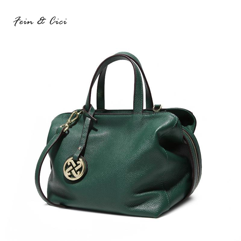 women genuine leather messenger bag cow leather crossbody bags handbag totes shoulder green black color 2017 new weave genuine leather womens handbag hot handmade fashion black shoulder bag messenger crossbody bags large casual totes