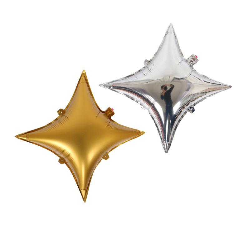 VIPOINT PARTY 24inch red gold blue pink silver star foil ballon wedding event christmas halloween festival birthday party HY 25 in Ballons Accessories from Home Garden