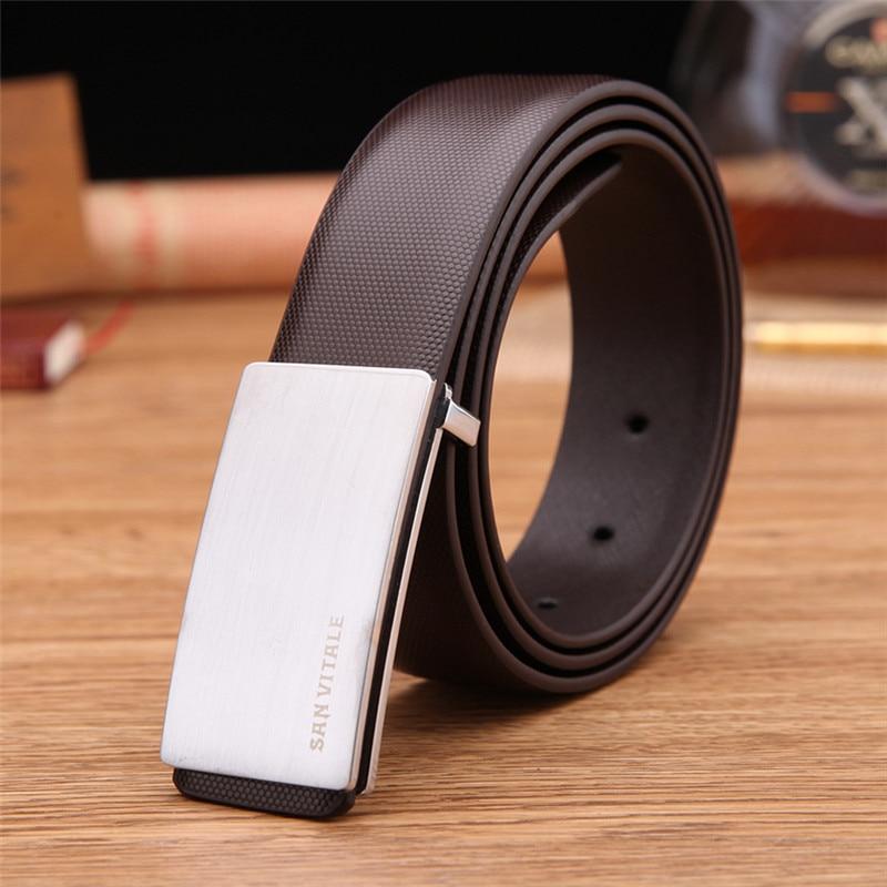 Silvery Brown Belt
