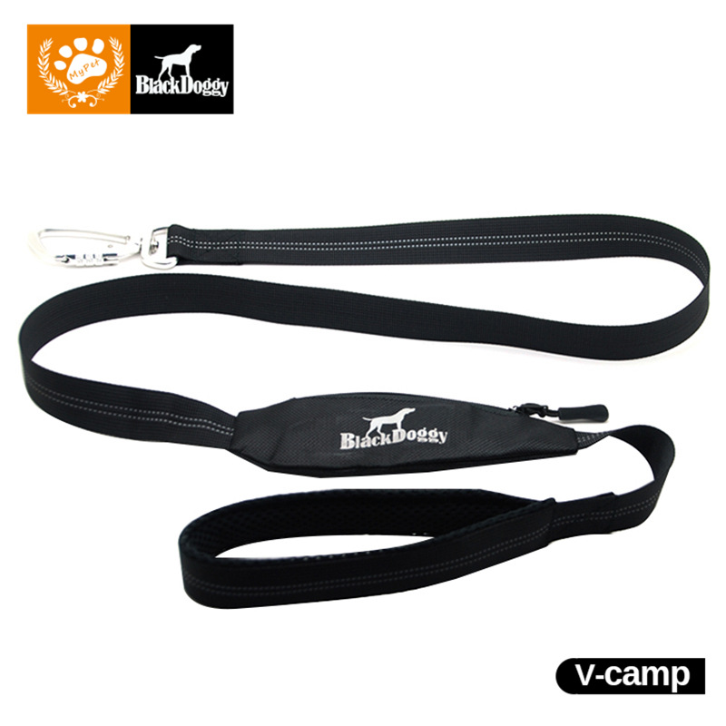 Mypet outdoor 150cm safe reflective dog leash high strength bear 300kg leash for dog climbing running training VC15-LH007 ...