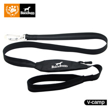Mypet outdoor 150cm safe reflective dog leash high strength bear 300kg leash for dog climbing running training VC15-LH007