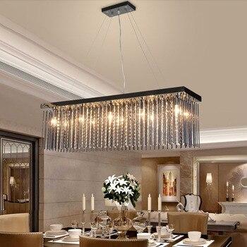 Lumière De Table De Cuisine | Table à Manger Lumière Art Suspension Lampes Salle à Manger Lampe Cuisine éclairage Moderne Suspension Lampe Industrielle Suspension Rectangle