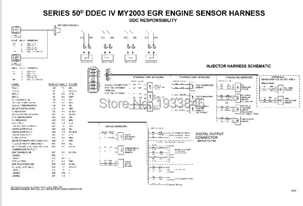Series 60 wiring diagram on ddec vi wiring diagram 28 images 6 71 ddec wiring diagram 6 ddec 5 ecm wiring diagram Electrical Wiring in Series