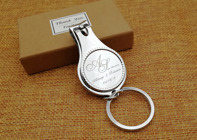 100 Pcs Personalized Wedding Souvenirs For Guests Customized Wedding