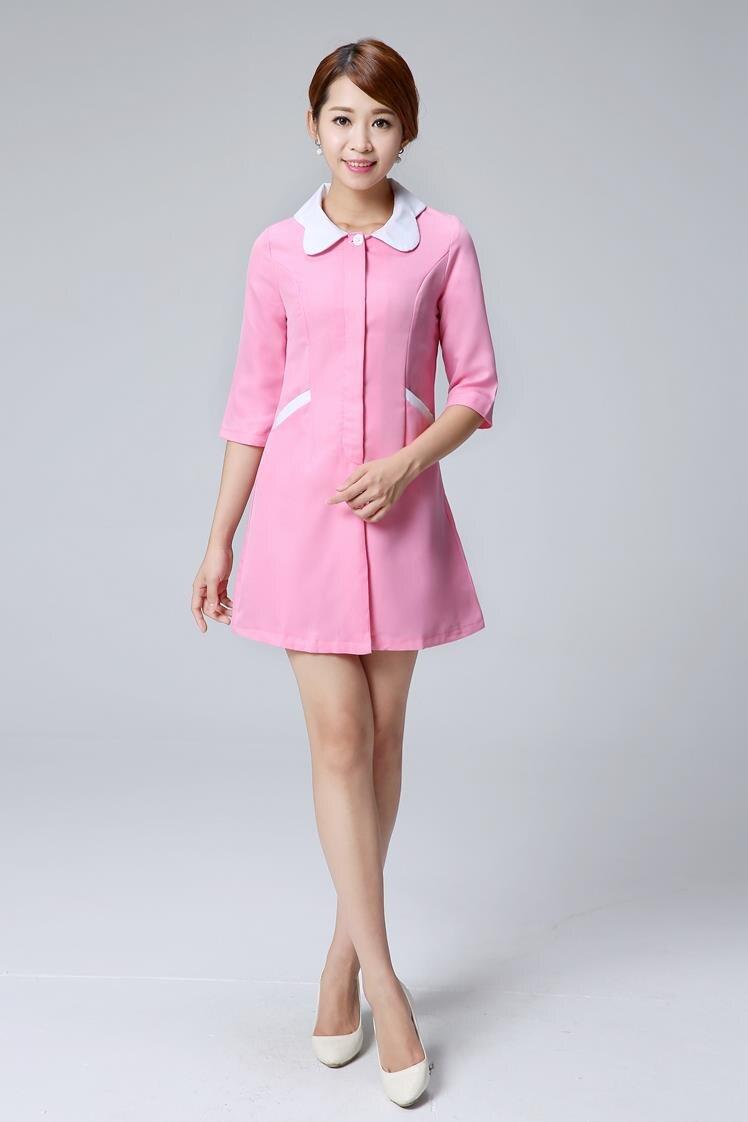 Work Wear Uniforms Clothes Beautician Overalls Beauty Salon Work Clothes Nurse Uniform Pharmacy Work Clothes