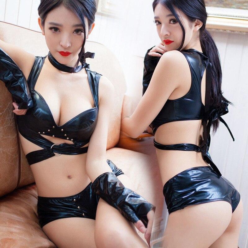 смотреть порно в секси белье и латексе