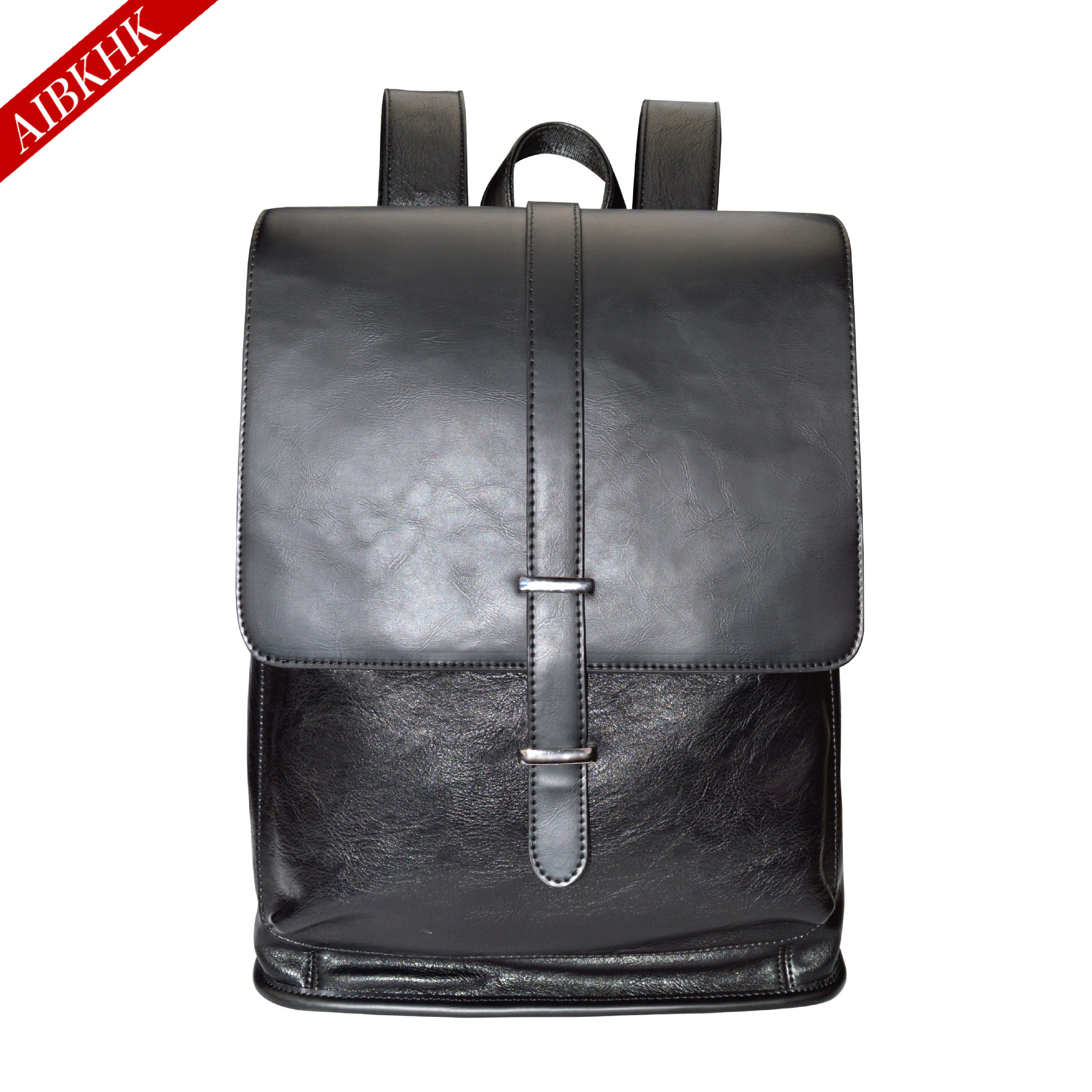 2017 New Fashion Male Men Backpacks Fashion High Quality Pu Leather Male Korean Student Backpack Boy Business Laptop School Bag 2017 senkey style new fashion casual backpack men travel computer laptop backpacks high quality for teenagers student school bag