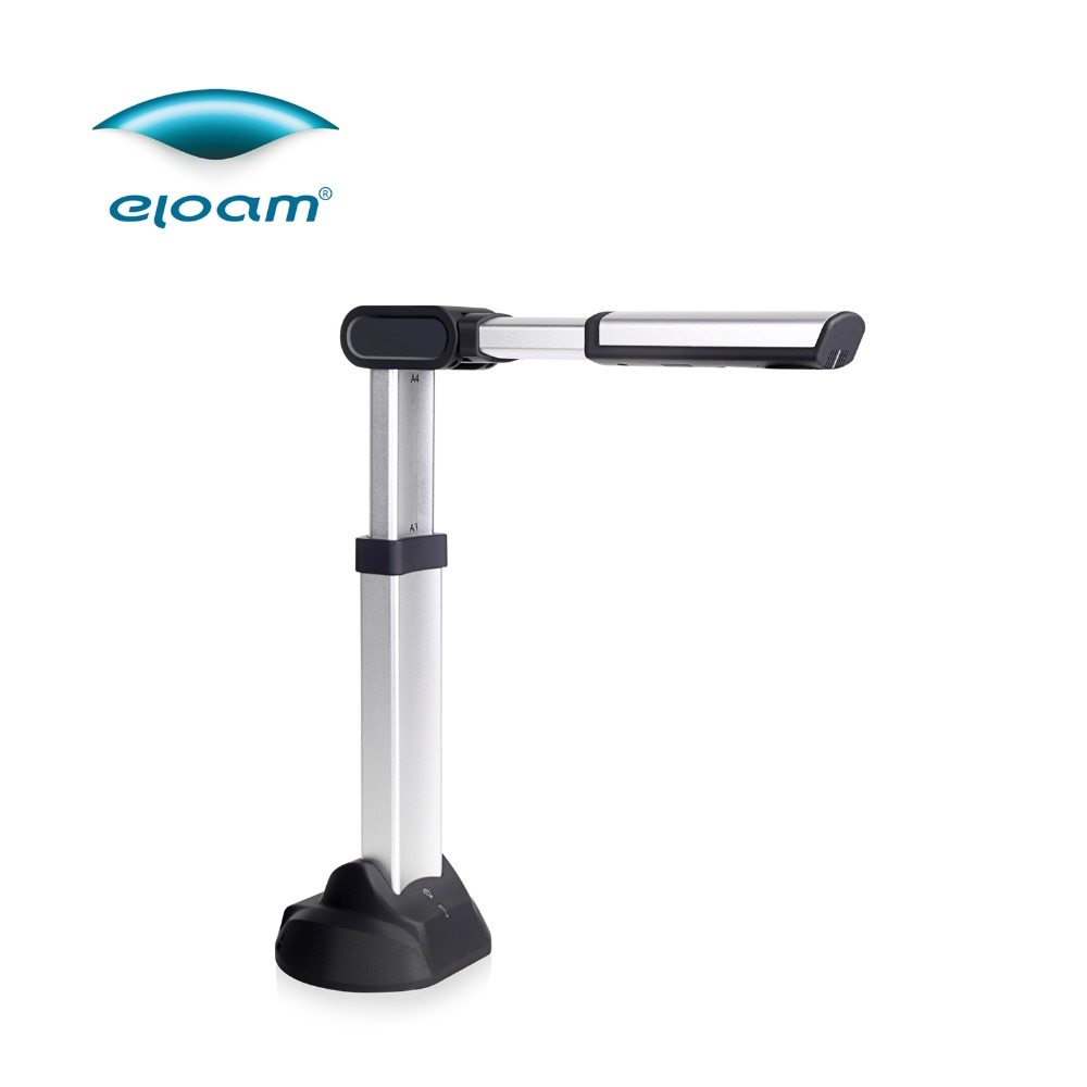 eloam S501A3AF Document Camera 5.0 MP Autofocus draagbare A3 - Office-elektronica