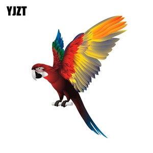 YJZT 12.4CM*16CM Parrot Bird S