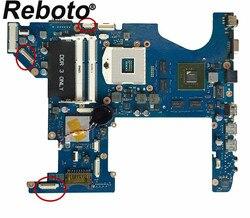 Para samsung rf711 portátil placa-mãe BA92-08162B BA92-08162A BA41-01473A gt540m 1gb hm65 mb 100% testado navio rápido